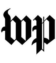logo for the washington post