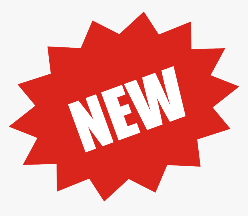 icon that reads 'new!'