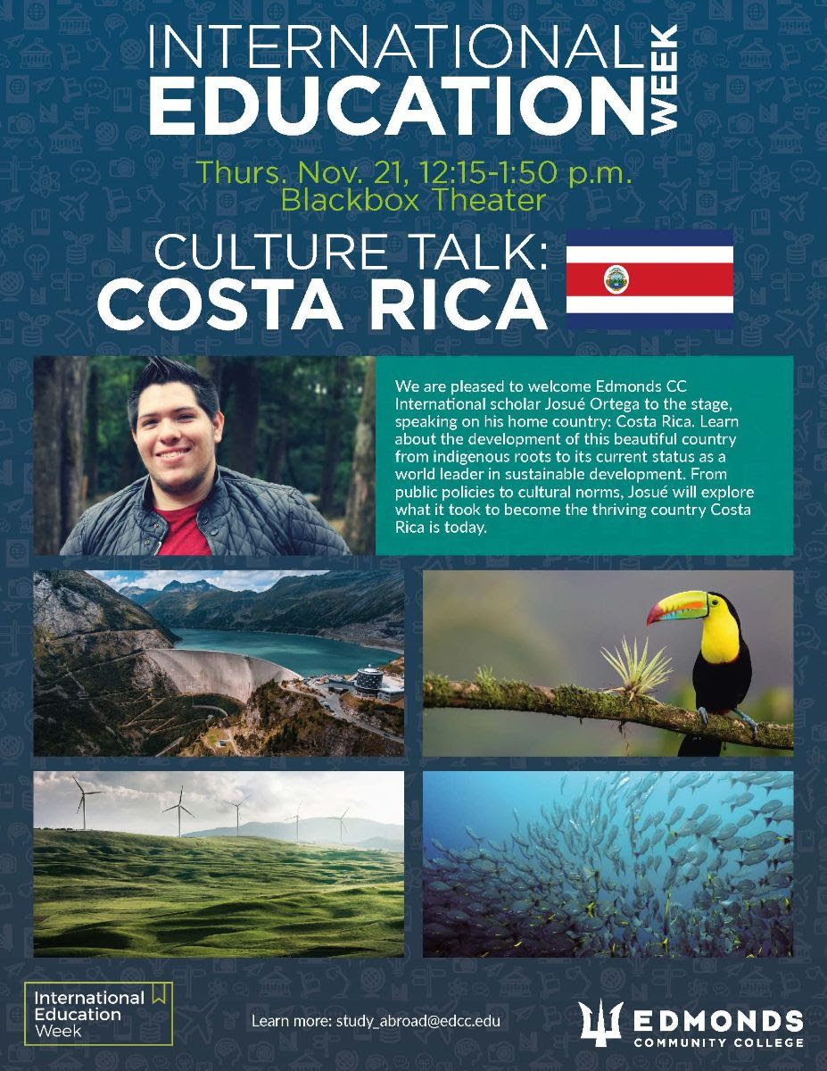 Culture Talk: Costa Rica is 11/21 in Blackbox