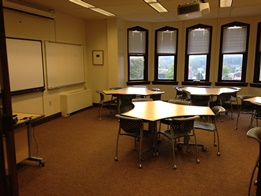 Photo of Seminar Room classroom
