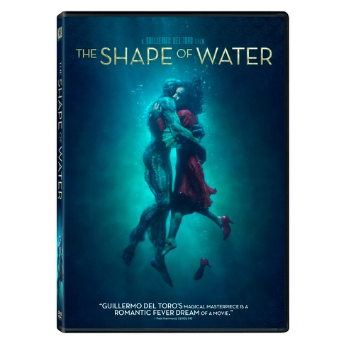 Shape of Water cover art