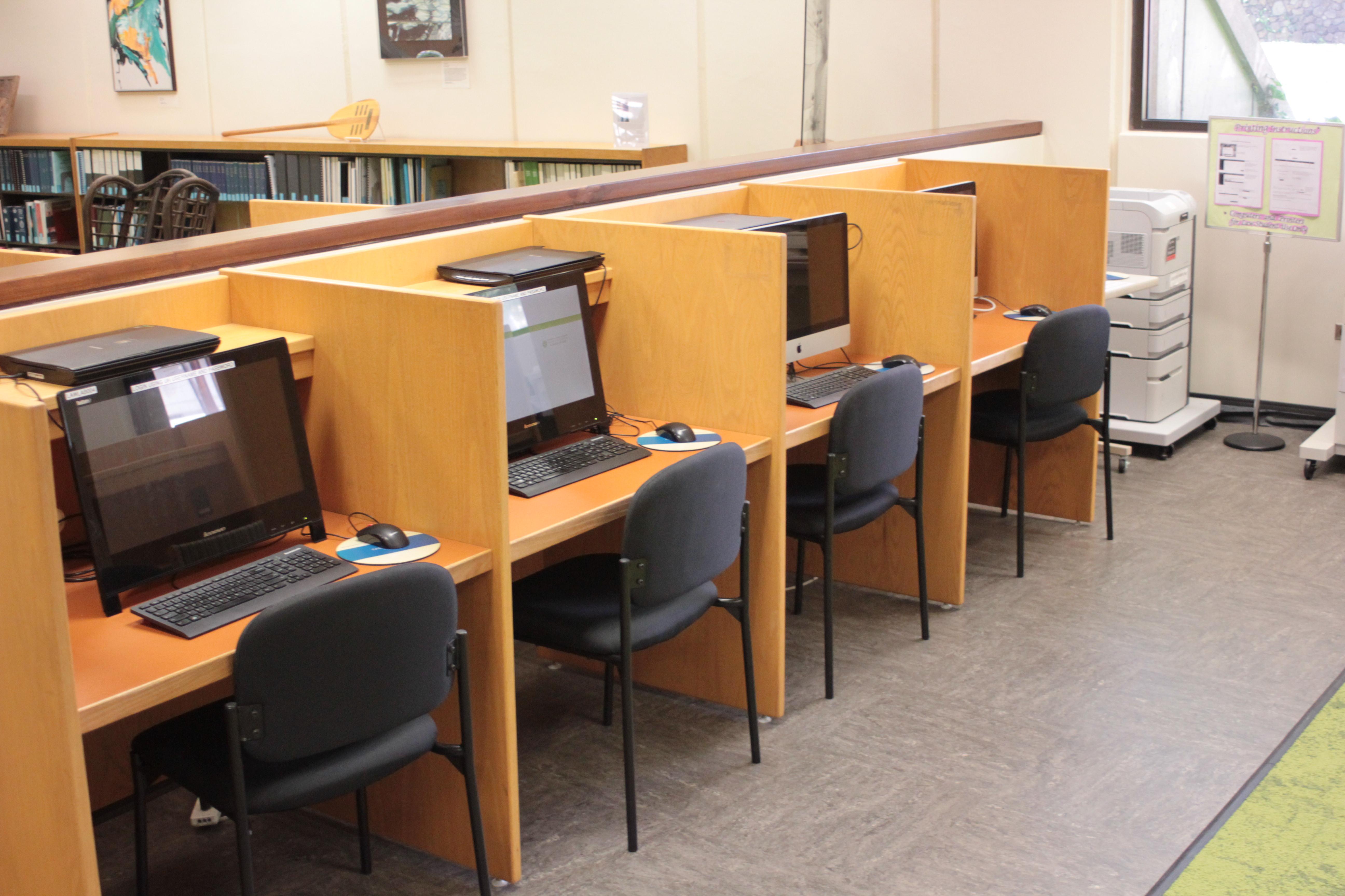 Law Student Computer Lab