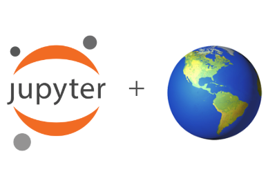 jupyter earth
