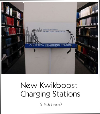 New Kwikboost Charging Stations