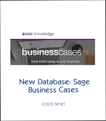 New Database: Sage Business Cases