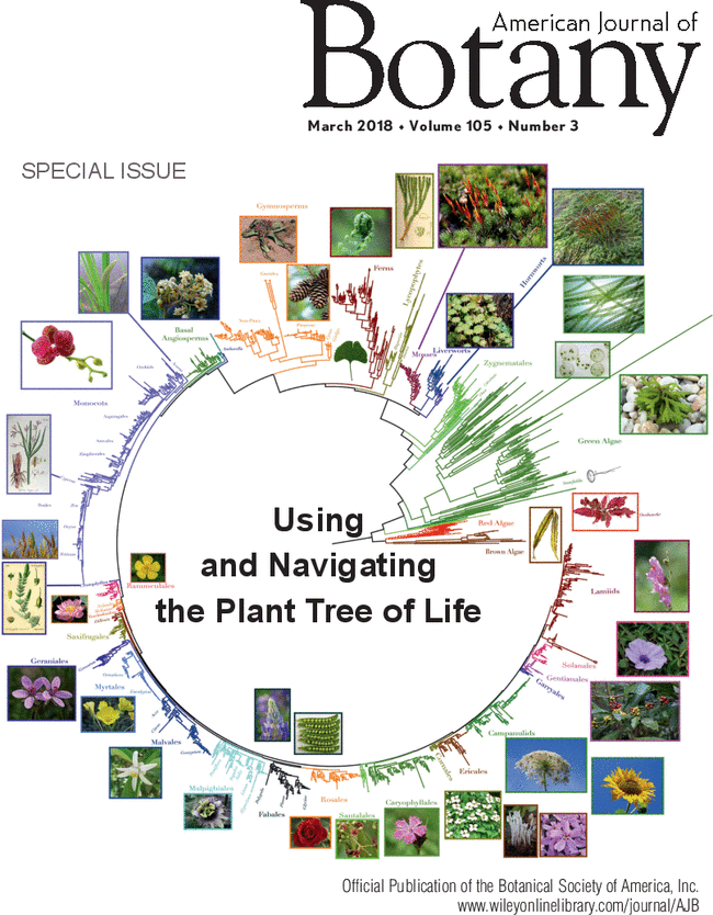 Image of American Journal of Botany