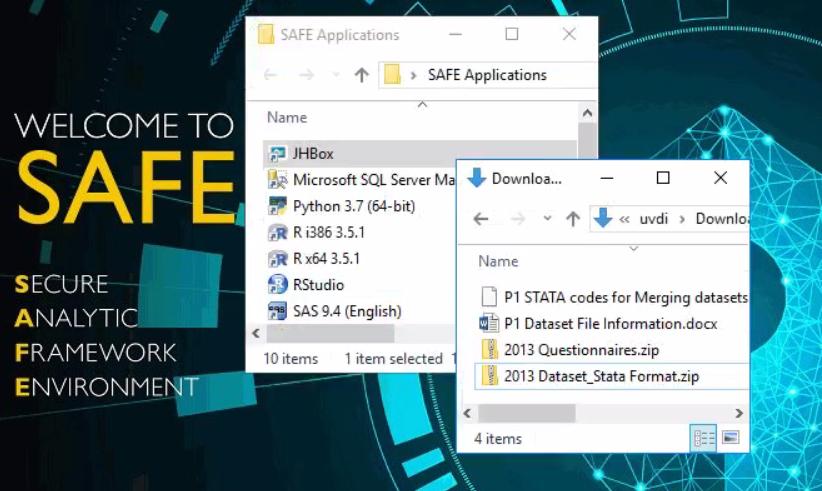 SAFE Desktop