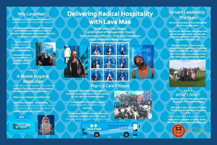 Lava Mae Poster