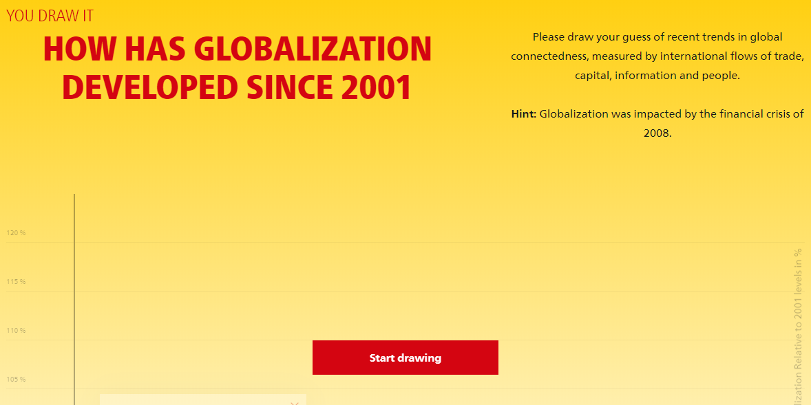 DHL page that reads,