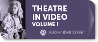 Theatre  in Video Collection Volume 1