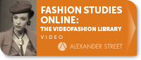 Fashion Studies Online Video Collection