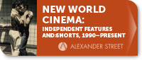 New World Cinema AVON Button