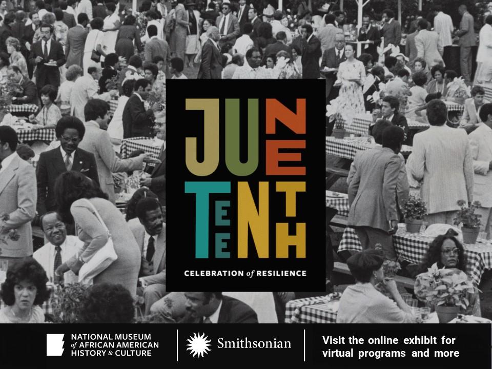 Celebrate Juneteenth Poster