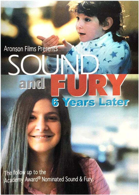 Movie Poster: Sound and Fury: 6 years later