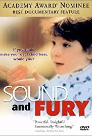Movie Poster: Sound and Fury: The Communication Wars of the Deaf