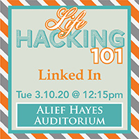 AH- Life Hacking: Linked In