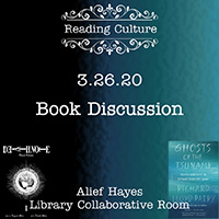 AH - Reading Culture: Book Discussion