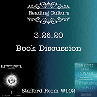 Stafford - Reading Culture: Book Discussion