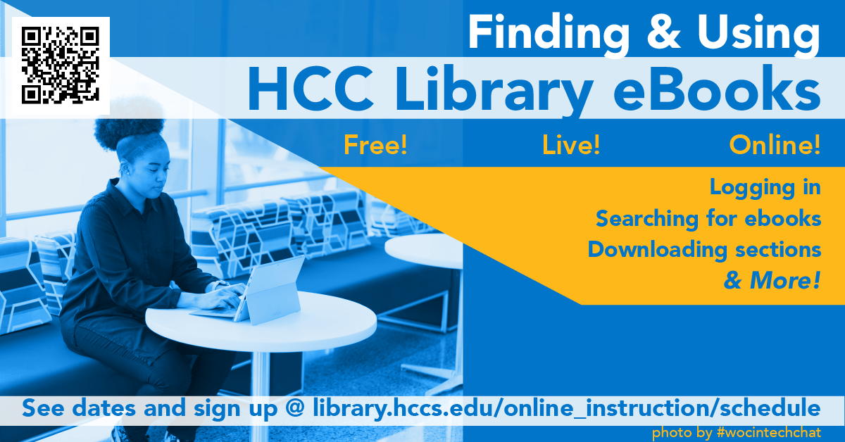 Finding and Using HCC Library Ebooks