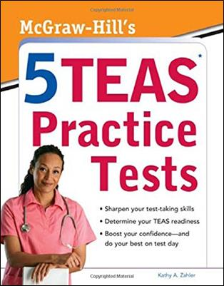 Unoffical TEAS Practice Test Books