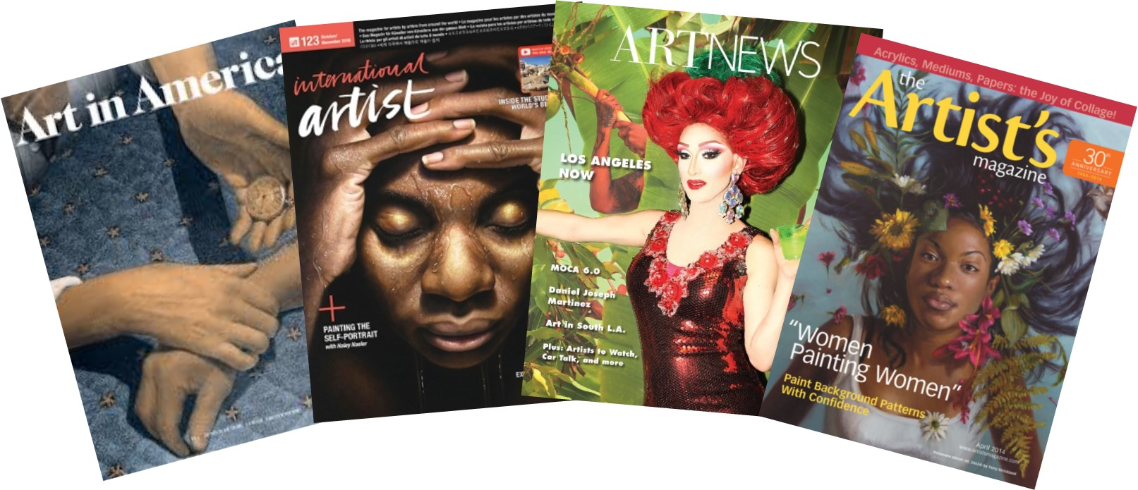 Art Magazines Available in the Library