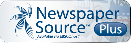 Logo for Newspaper Source Plus EBSCO Database