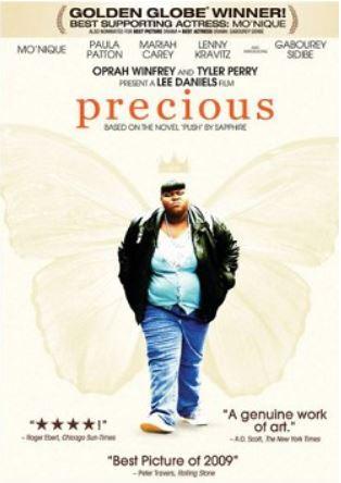 Precious Movie Cover