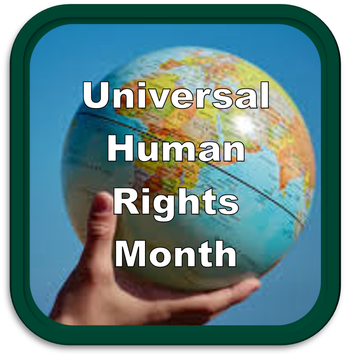 Universal Human Rights Month Library Guide
