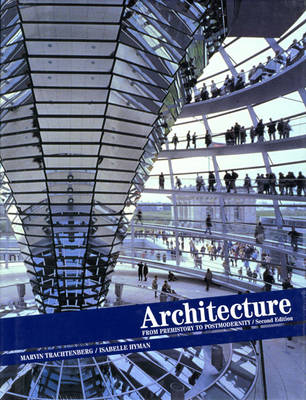 Cover: Architecture from Prehistory to Postmoderni