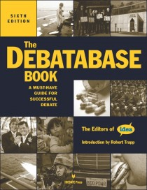 Cover of The Debatabase Book