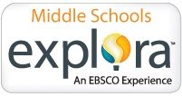 Explora for Middle Schools Logo