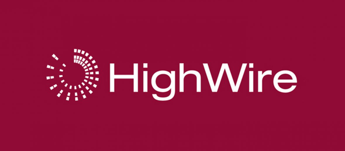 Highwire Press Logo