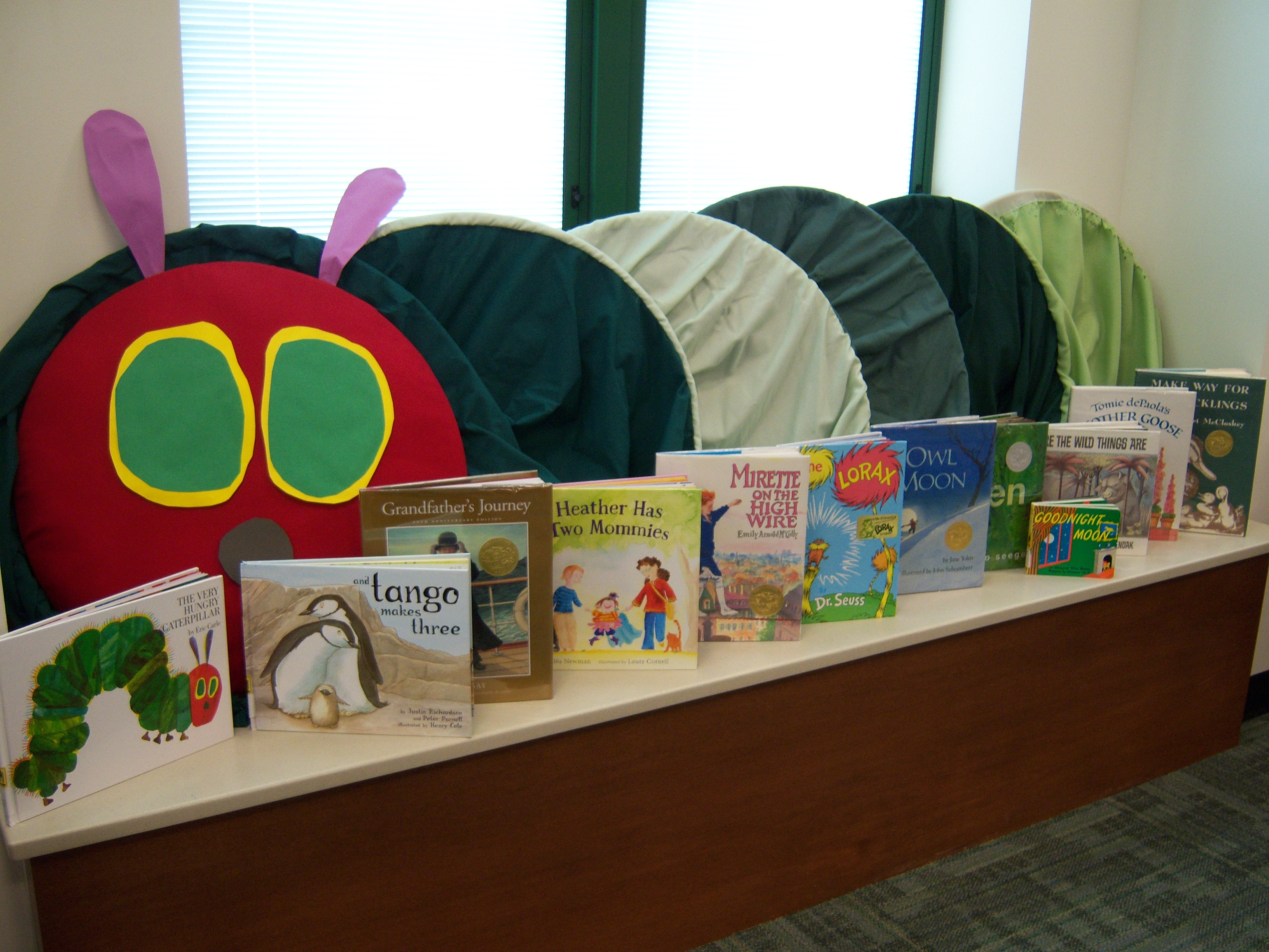 Picture Books and t he Very Hungry Caterpillar