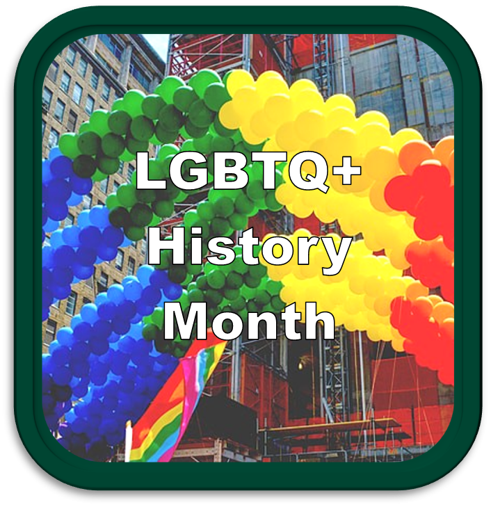 LGBTQ+ History Month Library Guide