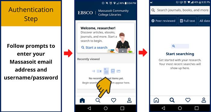Ebsco App Installation Instructions