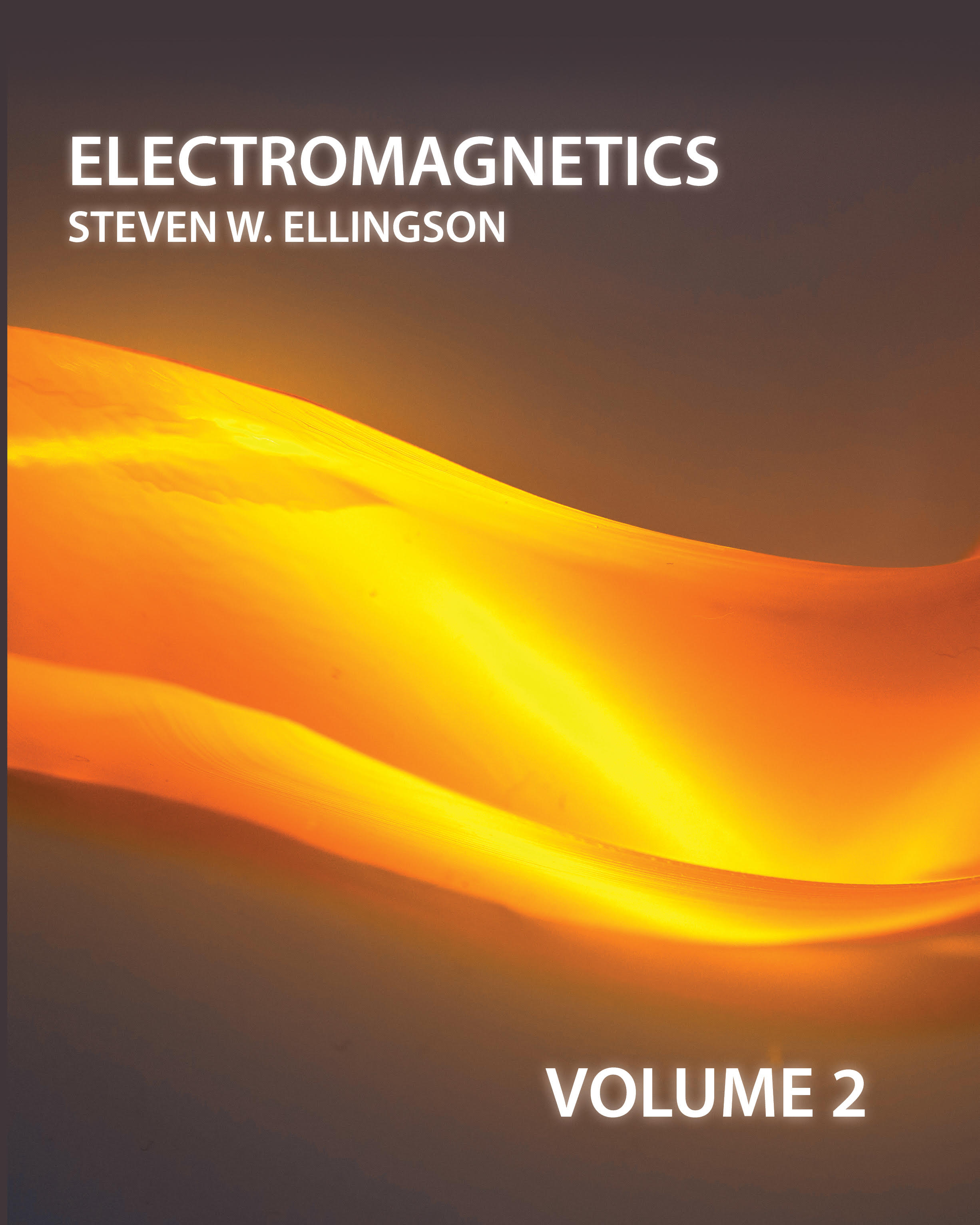 Cover of Electromagnetics Volume 2