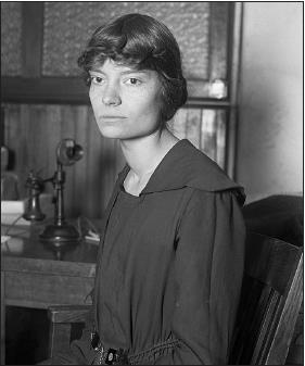 Photograph of Dorothy Day