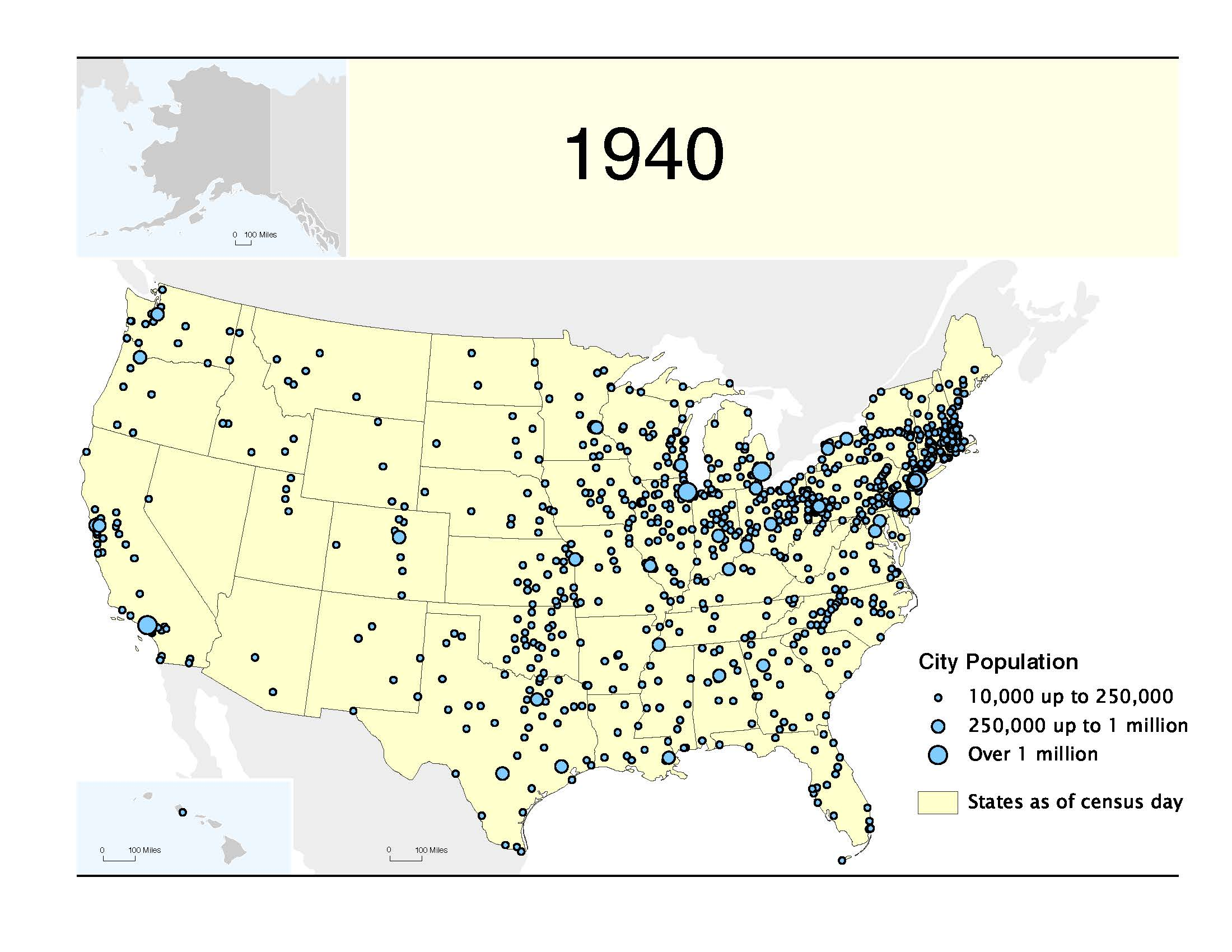 map city population 1940