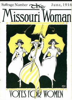 Cover image from The Missouri Woman (1916)