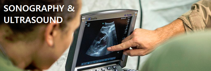 Sonography & Ultrasound