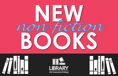 New Non-fiction Books at PCC Library