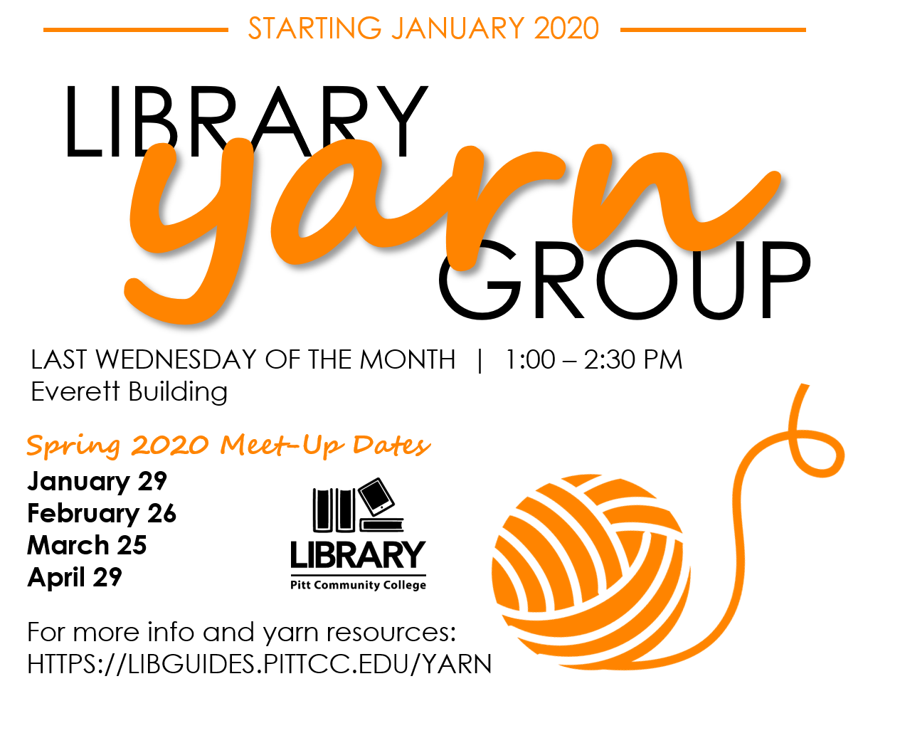 Yarn Group Ad