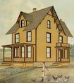 House, 1886