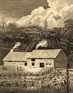 Farm house, 1810s