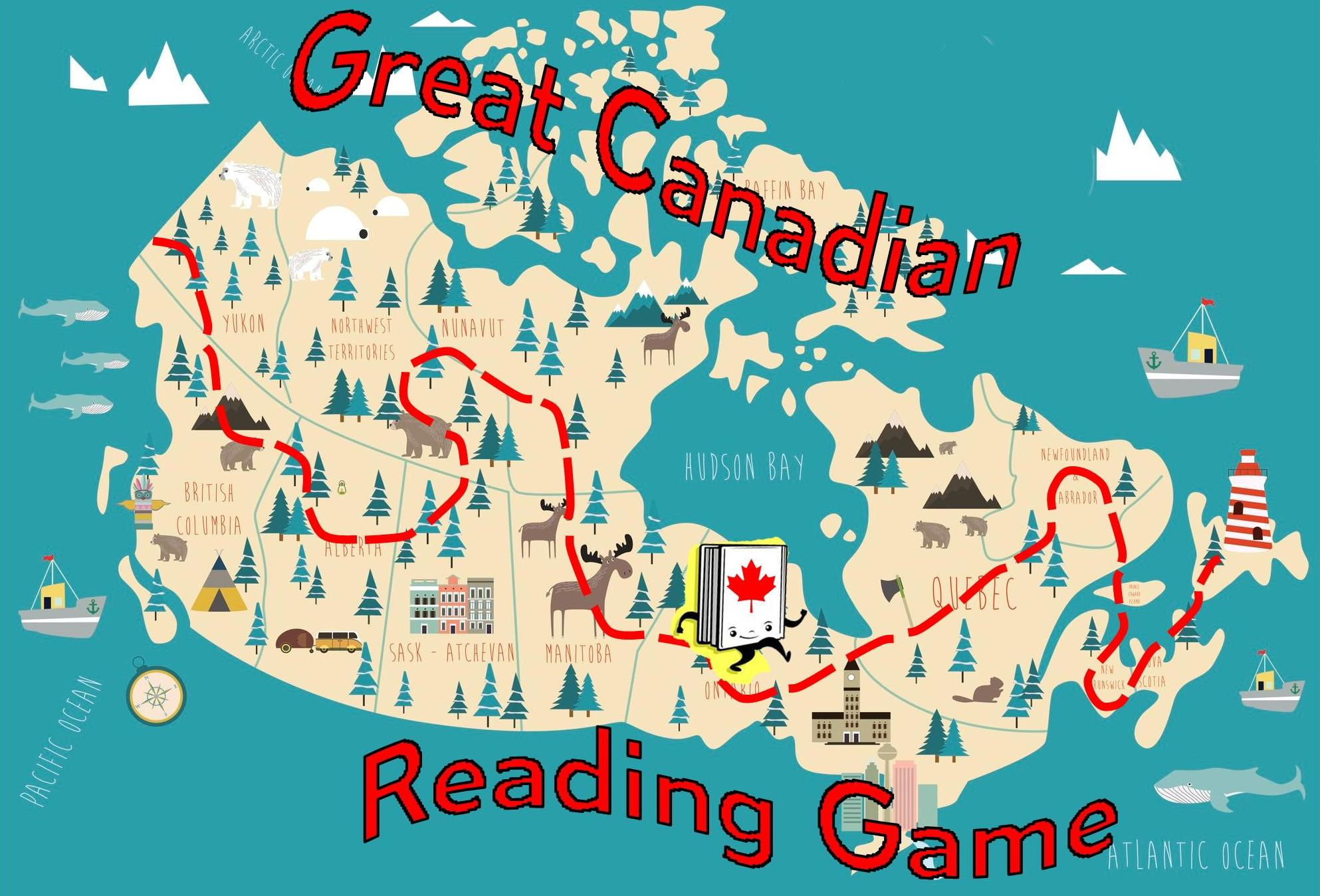 SRG Canada Map