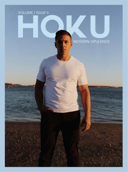 Hoku magazine cover