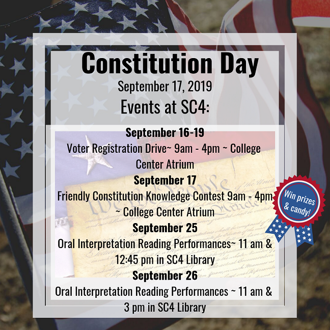 constitution day events