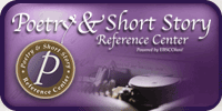 poetry and short story reference center logo
