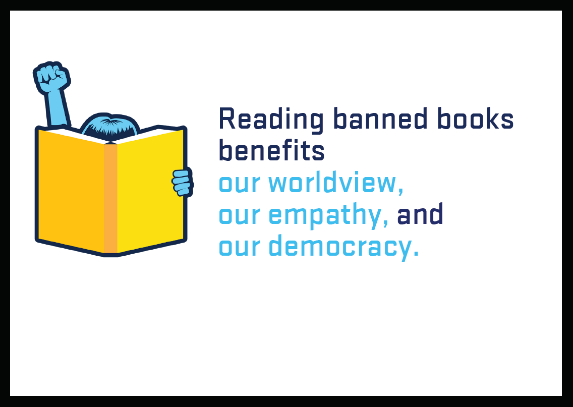 reading banned books