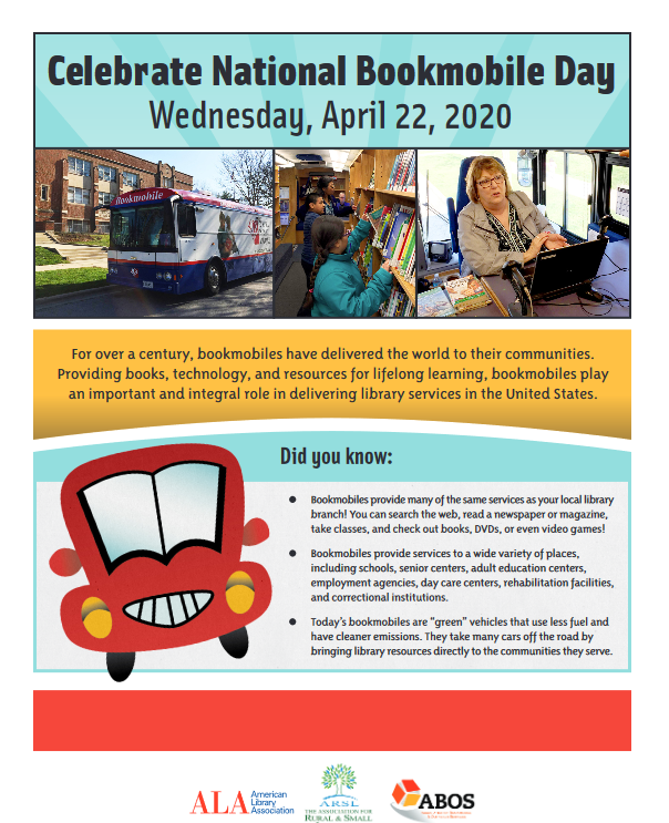 bookmobile day 2020